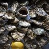 Pacific oysters dozen