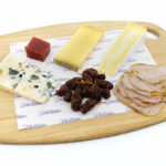 Selection of 3 French cheeses