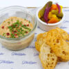 Potted pork rillettes
