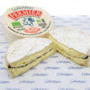 Truffle camembert cheese