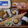 Bastille Day Hamper for 2 people with Champagne